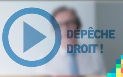 Dépêche Droit - Évitons les dérives dans la mise en place de la téléconsultation