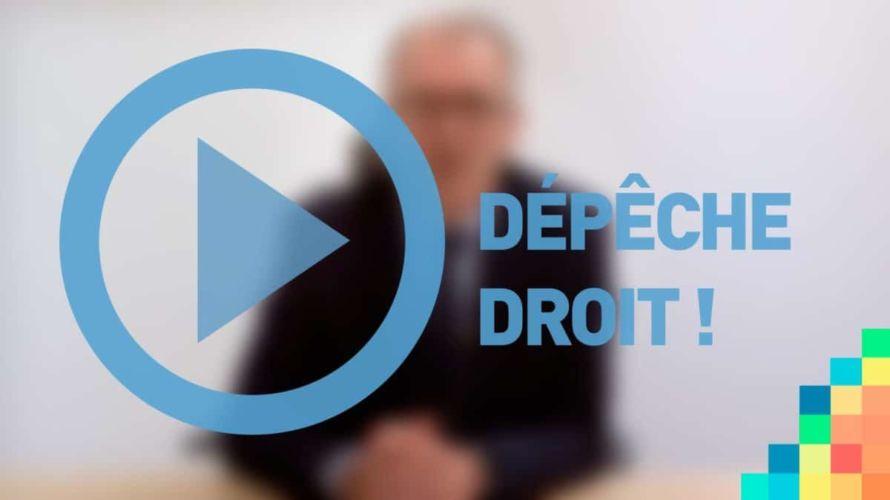 Dépêche Droit - Benoit Louvet - Securité de l'accès aux dossiers patients informatisés