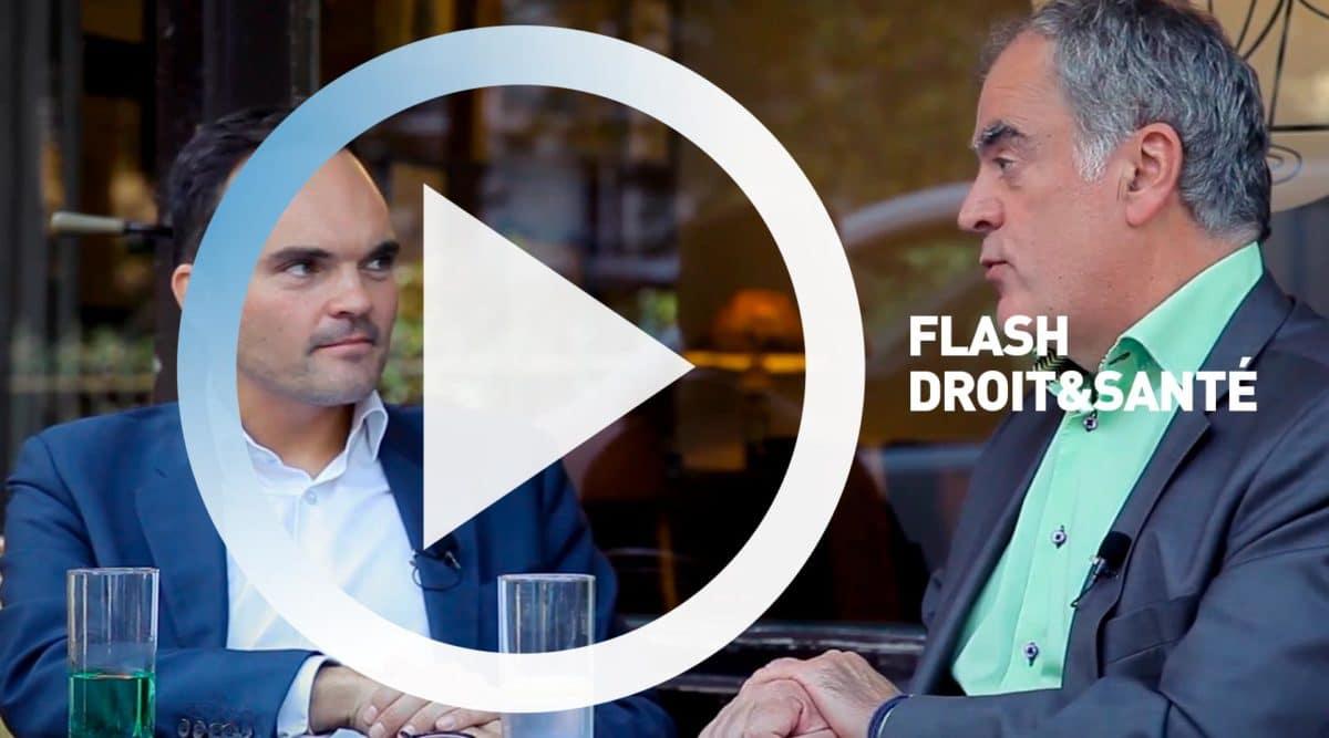 Flash Droit et Santé - Cedric Arcos et Laurent Houdart