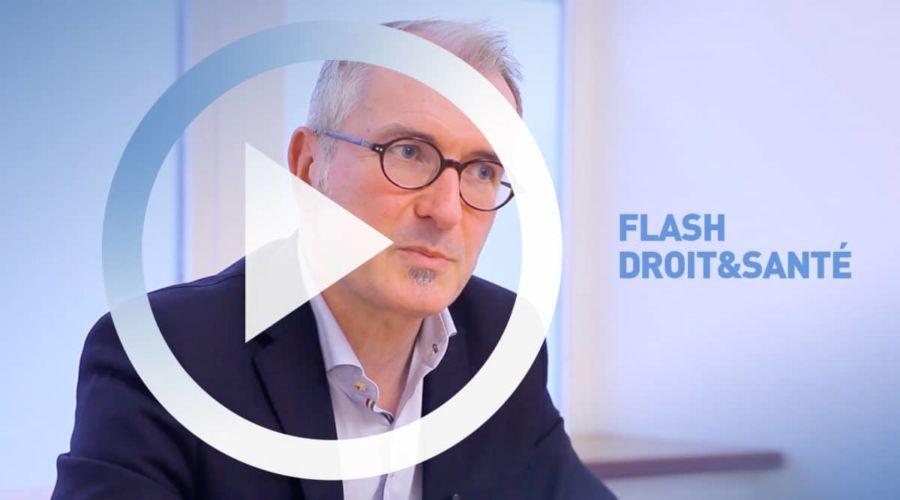 Flash droit et santé - Benoît Louvet - RGPD : Comment réaliser une analyse d'impact ?