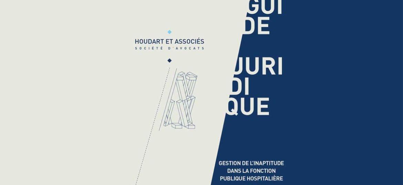 Couverture du guide de l'inaptitude dans la protection publique hospitalière - deuxième édition