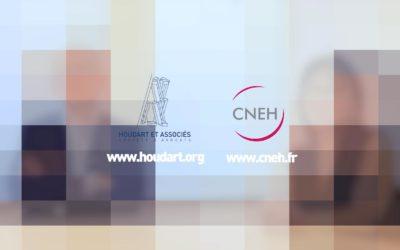 Inscrivez-vous aux formations en partenariat avec le CNEH sur les questions de la mise conformité au RGPD, DPO, traitement de données ....