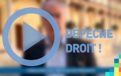 Dépêche Droit - Projet territorial de santé, CPTS, hôpitaux de proximité