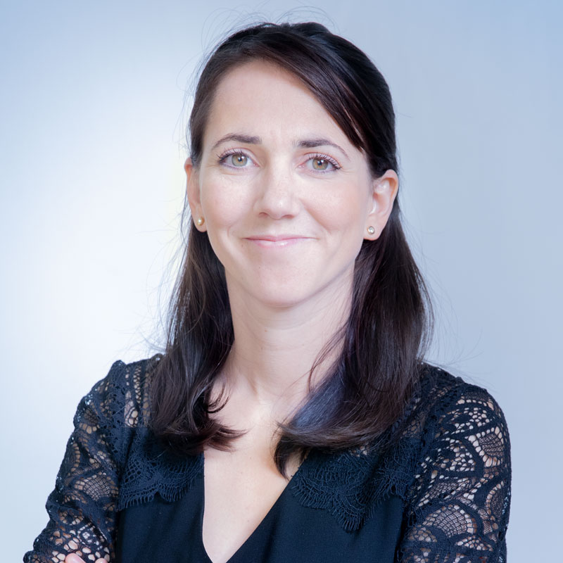 Marine Jacquet - Avocate au Barreau de Paris - collaboratrice du cabinet Houdart et Associés