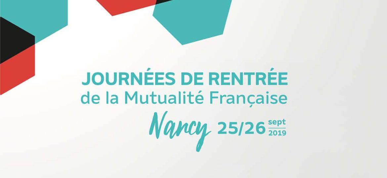 Journée de rentrée de la mutualité française 2019