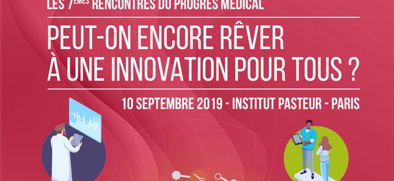 7 èmes rencontres du progrès médical