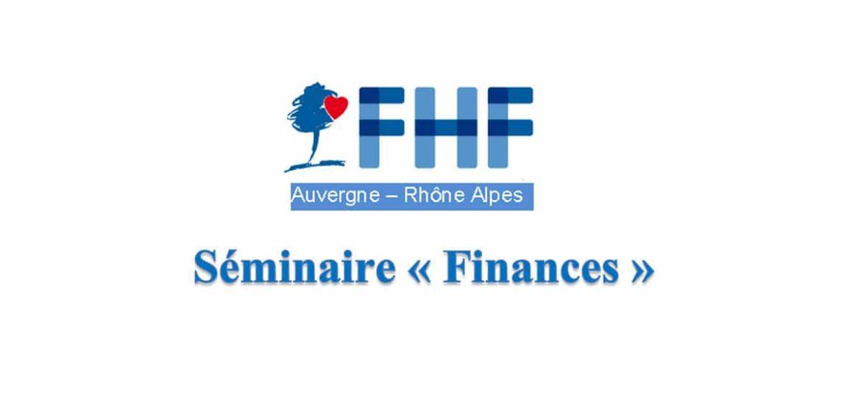 Séminaire FHF Finances - intervention de Me Stéphanie Barré-Houdart