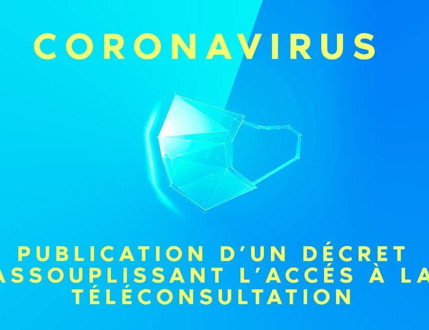 Coronavirus : Nouveau decret