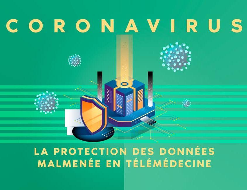 La protection des données à l'épreuve du coronavirus