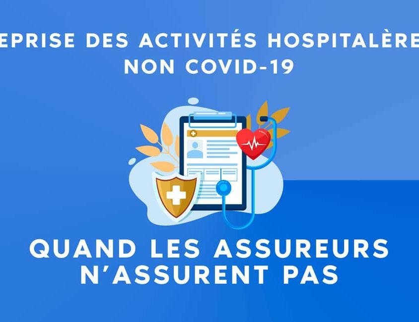 Activités hospitalière non Covid-19