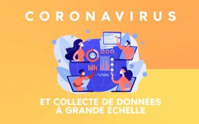 Coronavirus et collecte de données à grande échelle