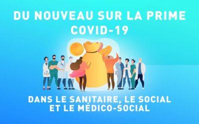 prime covid-19 dans le social medico-social et sanitaire