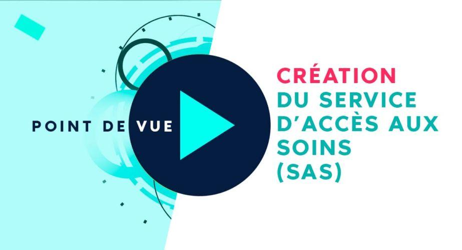 Création du SAS