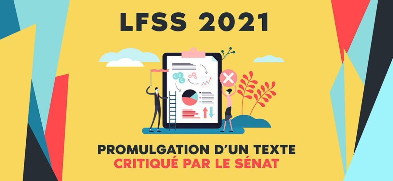 PLFSS Texte critiqué par le Sénat
