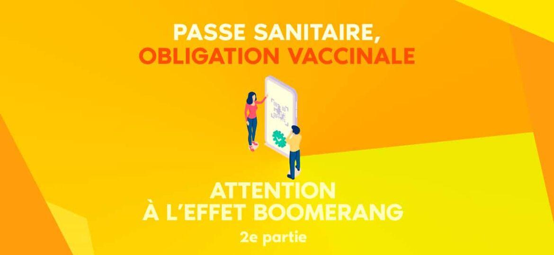 Passe sanitaire et vaccination obligatoire - 2e partie - médecins